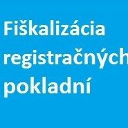 Fiškalizácia registračných pokladní ELCOM, BOWA, VAROS, MRP