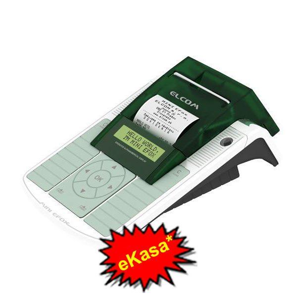 fiškálna tlačiareň Mini EFox
