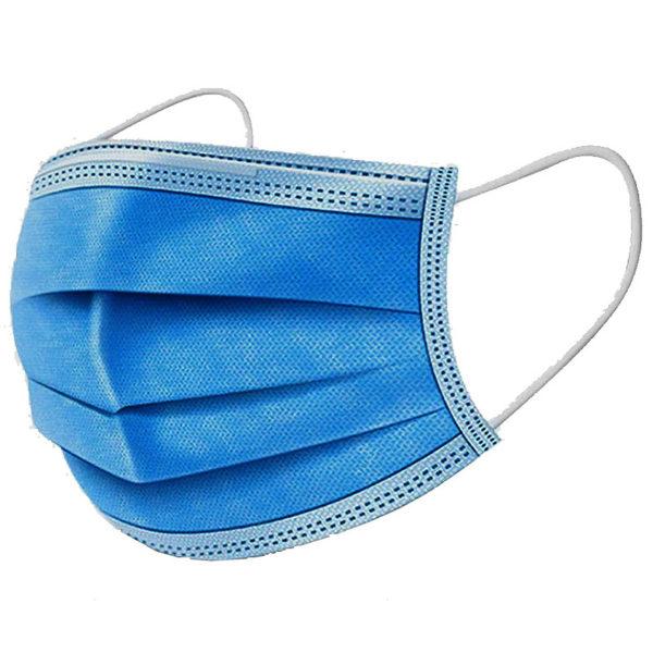 Ochranné rúška 3-vrstvové vysokej kvality z netkanej textílie