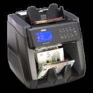 Ratiotec RapidCount X 300 P Rýchle snímanie bankoviek so 100% detekciou falošných farieb
