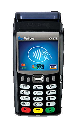 FiskalPRO VX 675 WiFi eKasa