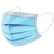 Rúško jednorázové 3-vrstvové vysokej kvality z netkanej textílie